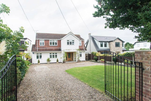 Thumbnail Detached house for sale in Nags Head Lane, Brentwood