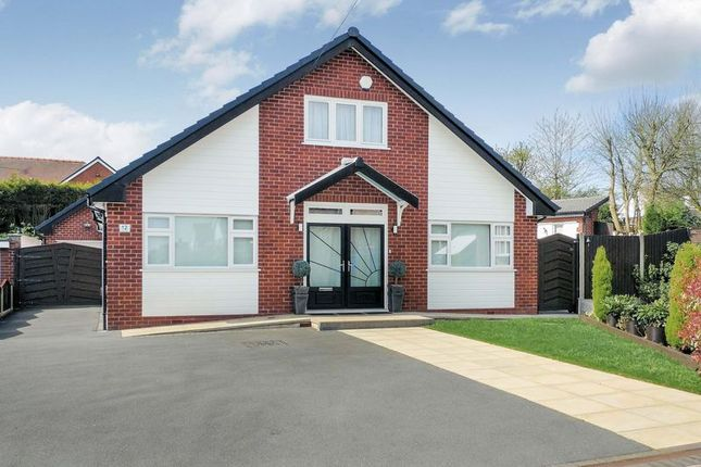Thumbnail Detached house for sale in Turton Close, Bury