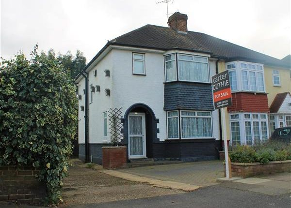 3 bed semi-detached house for sale in Clyfford Road, Ruislip
