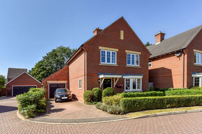 4 bed detached house for sale in Grange Gardens, Holybourne, Hampshire GU34