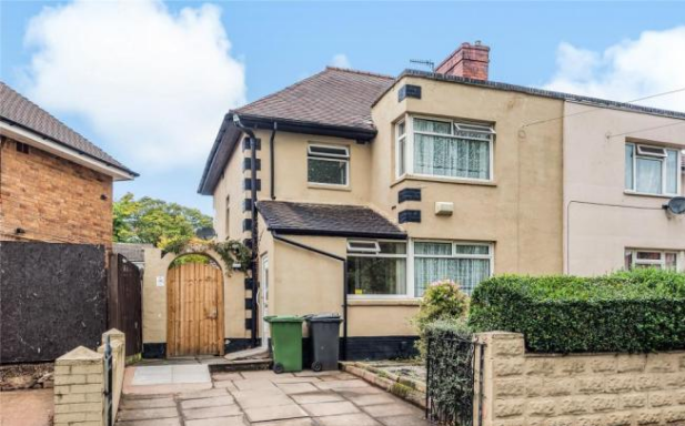 Thumbnail Semi-detached house to rent in Woodbury Road, Kidderminster