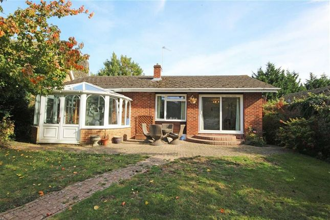 Thumbnail Bungalow for sale in Hythe End Road, Wraysbury, Staines