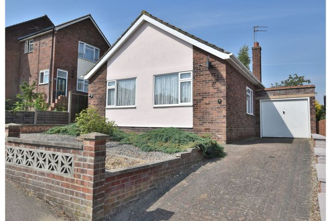 Thumbnail Detached bungalow for sale in Hillview Close, Rowhedge, Colchester