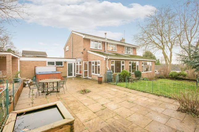 Thumbnail Detached house for sale in Wrightson Close, Horspath, Oxford