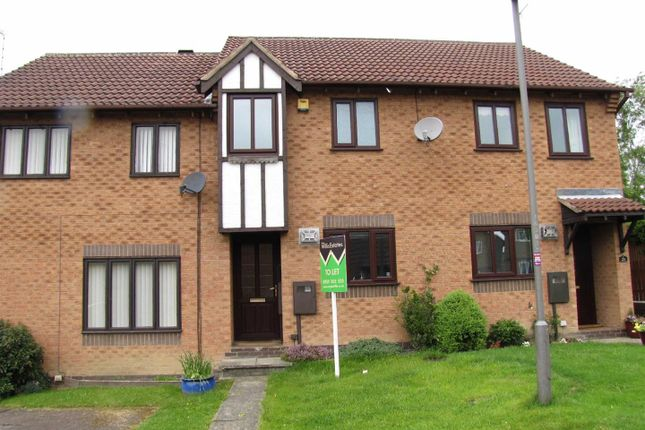 Thumbnail Town house to rent in Whilton Crescent, West Hallam, West Hallam