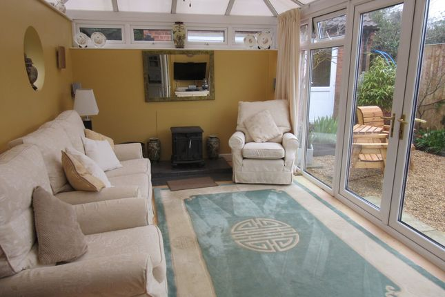 Thumbnail Detached bungalow to rent in Chequers Rd, Pott Row, King's Lynn