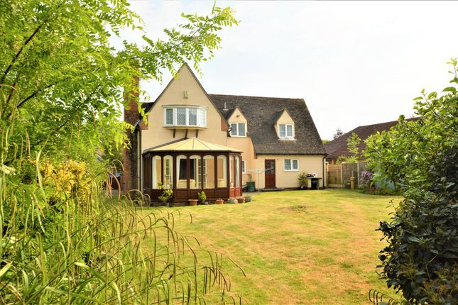Thumbnail Detached house for sale in Braiswick, Colchester