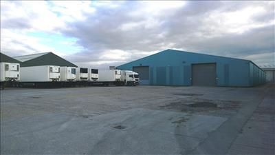 Thumbnail Light industrial to let in Unit 1, Ferndale Business Park, Staithes Road, Hull