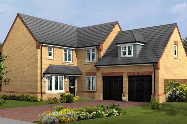 "Thumbnail Detached house for sale in ""The Portchester"" at Edenbrook Vale, Park Road, Pontefract"
