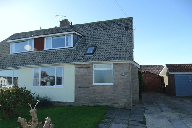 Thumbnail Semi-detached house for sale in Drift Road, Selsey, Chichester