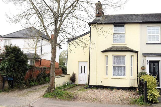 Thumbnail Flat to rent in Apton Road, Bishop's Stortford