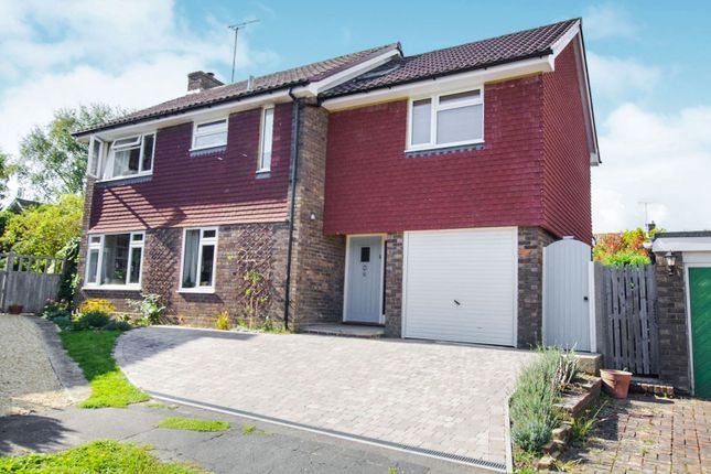 Thumbnail Detached house for sale in Bramleys, Kingston, Lewes