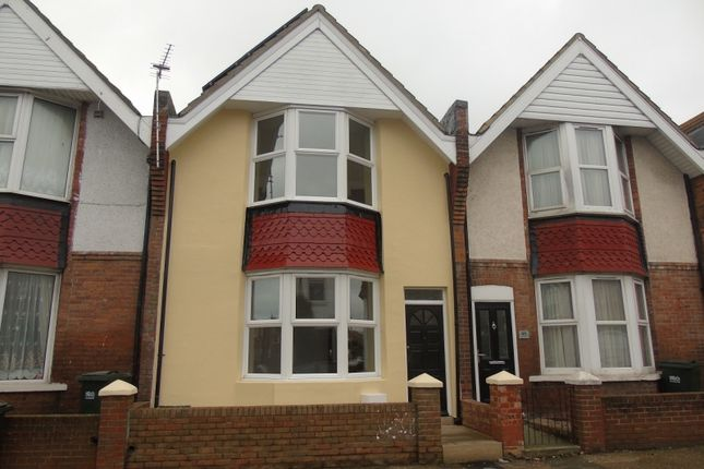 Thumbnail Terraced house for sale in Firle Road, Eastbourne