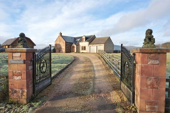 Thumbnail Detached house for sale in Thornybrook, Newbigging Farm, Kinross, Kinross-Shire