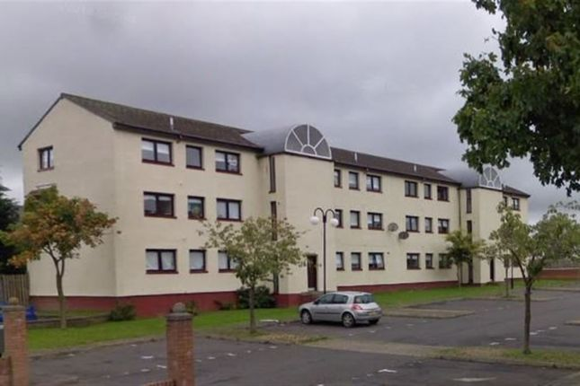 Thumbnail Flat to rent in 5 Kildonan Court, Newmains, Wishaw