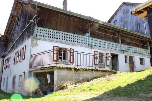 Thumbnail Country house for sale in 74430 Seytroux, France