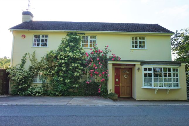 Thumbnail Detached house for sale in Church Road, Tirley