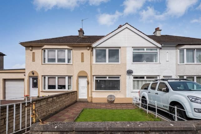 External of Bathgo Avenue, Ralston, Paisley, . PA1