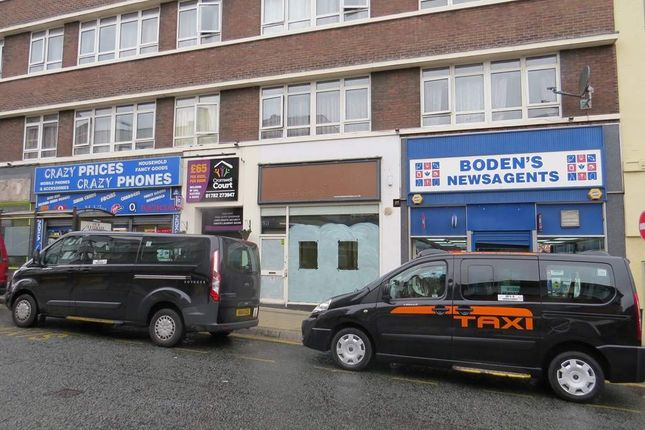 Thumbnail Retail premises to let in 37 Stafford Street, Hanley, Stoke-On-Trent, Staffordshire