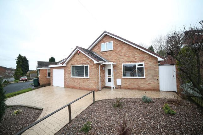 Thumbnail Bungalow for sale in Vicarage Drive, Shifnal