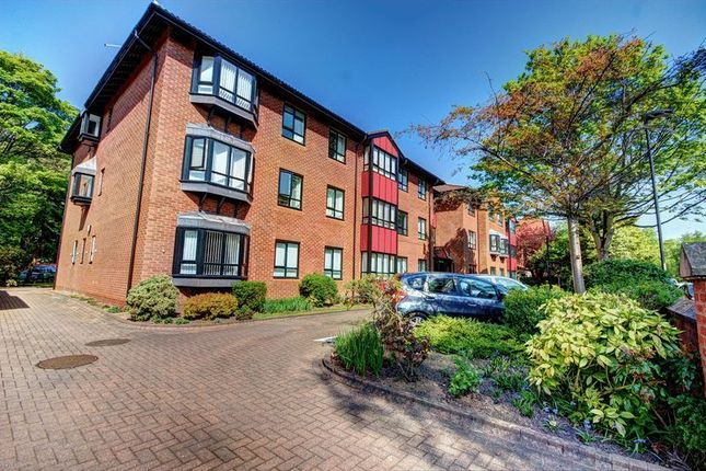 Thumbnail Flat for sale in Russell Court, Adderstone Crescent, Newcastle Upon Tyne