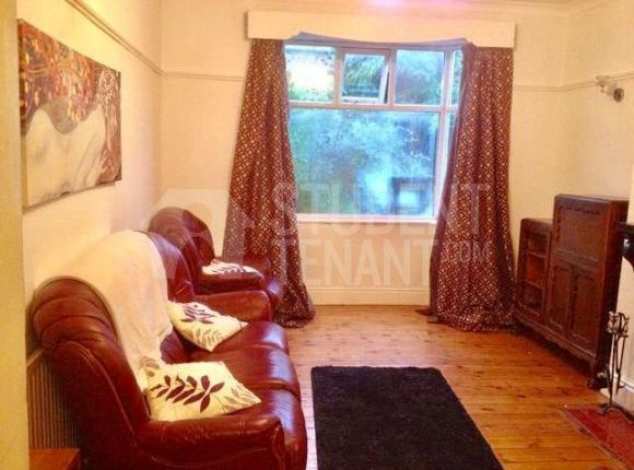 Thumbnail Shared accommodation to rent in Grosvenor Road, Newcastle-Under-Lyme, Staffordshire