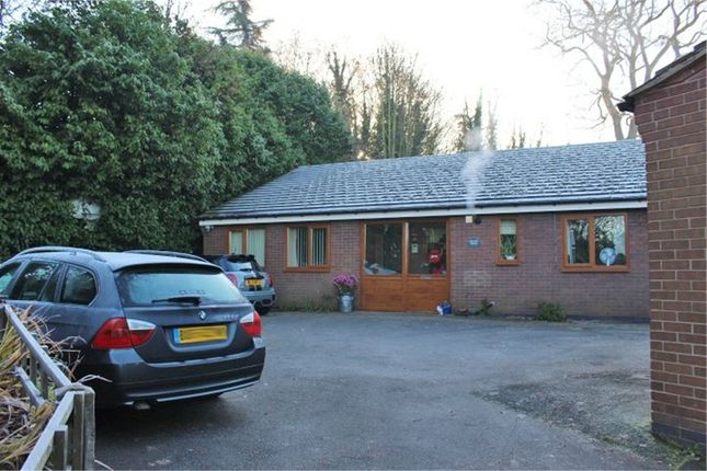 Thumbnail Detached bungalow for sale in Coxs Hill, Gainsborough, Lincolnshire