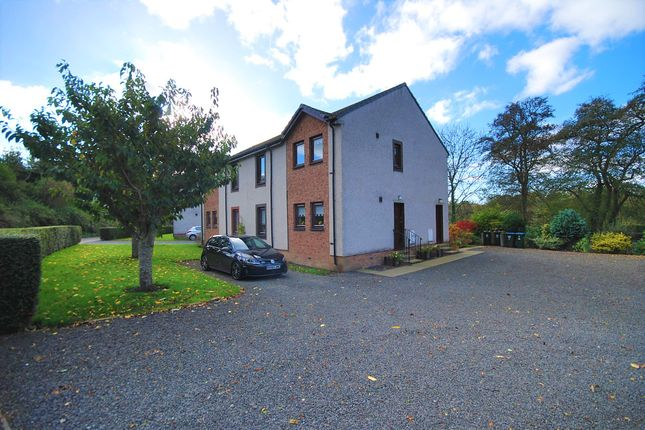 Thumbnail Flat for sale in Sauchie Road, Crieff