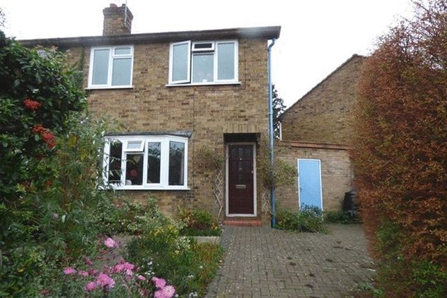 Thumbnail Terraced house to rent in Robin Hood Lane, Sutton, Surrey