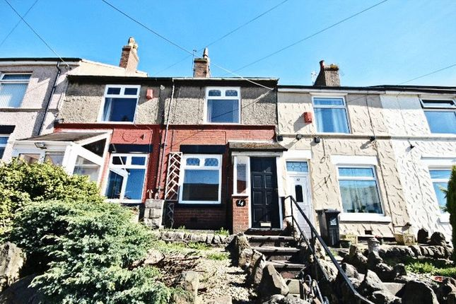 Thumbnail Cottage to rent in Church Lane, Mow Cop, Stoke-On-Trent