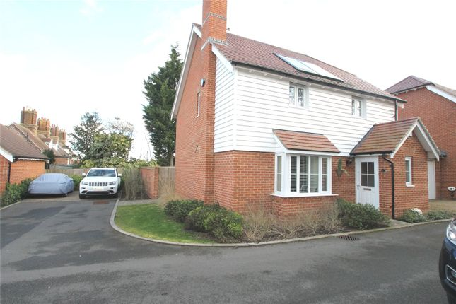 Thumbnail Link-detached house for sale in Yates Gardens, West Malling, Kent