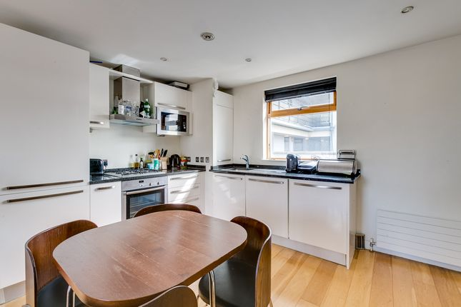 Kitchen of Tally Ho Apartments, 12 Highgate Road, London NW5