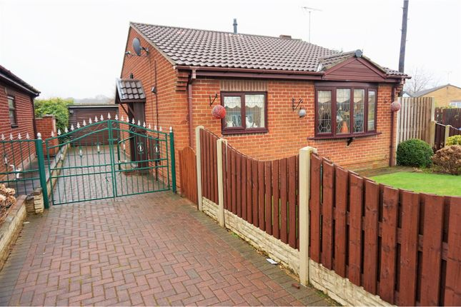 Thumbnail Detached bungalow for sale in Lindrick Drive, Doncaster