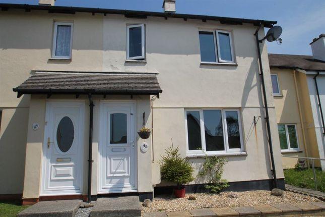 Thumbnail Property to rent in Pilgrim Drive, Bere Alston, Yelverton