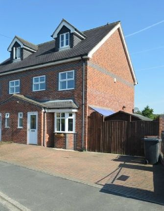 Thumbnail Semi-detached house to rent in Vale Street, Silverdale, Newcastle Under Lyme