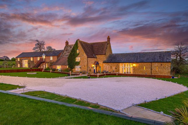 Thumbnail Detached house for sale in Ecton, Northampton, Northamptonshire