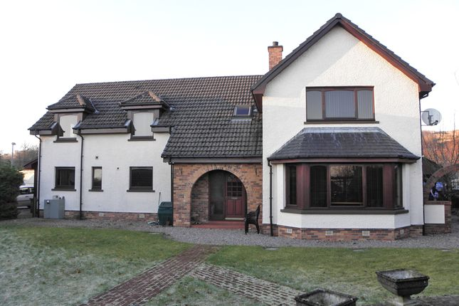 Thumbnail Detached house for sale in Tomonie, Banavie, Fort William
