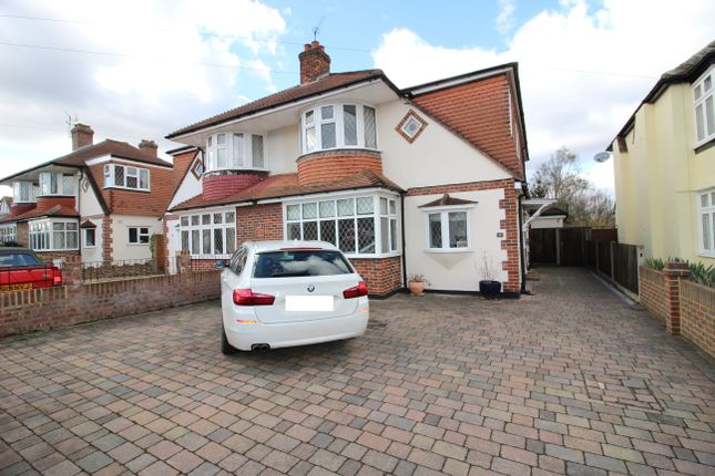 Thumbnail Semi-detached house to rent in Glenwood Road, Stoneleigh