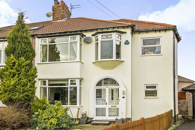 Thumbnail Detached house for sale in Epping Grove, Liverpool, Merseyside