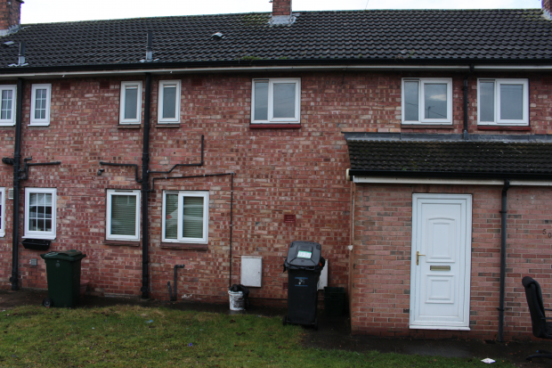 Thumbnail Terraced house for sale in Sycamore Drive, Doncaster, South Yorkshire