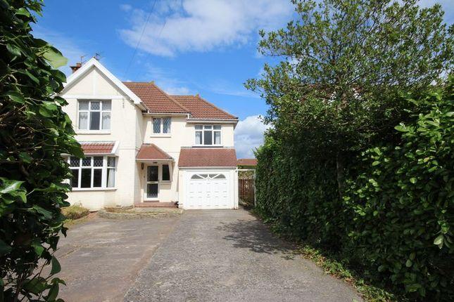 Thumbnail Semi-detached house for sale in Westbury Lane, Bristol