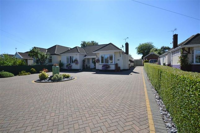 Thumbnail Bungalow for sale in Louth Road, Scartho, Grimsby