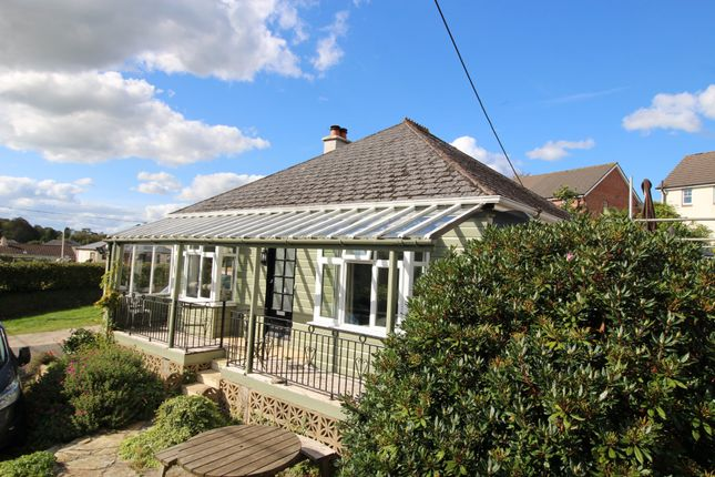 Thumbnail 3 bed detached bungalow for sale in Exeter Road, Ivybridge, Devon