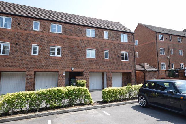Garage Block of Sherwood Place, Headington, Oxford OX3