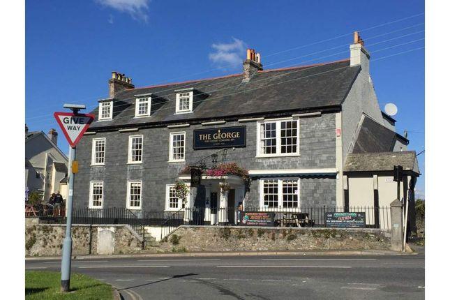Thumbnail Pub/bar for sale in The George Inn, Plymouth
