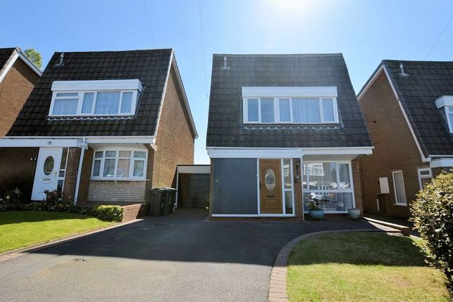 Thumbnail Link-detached house for sale in Kendal Rise, Oldbury