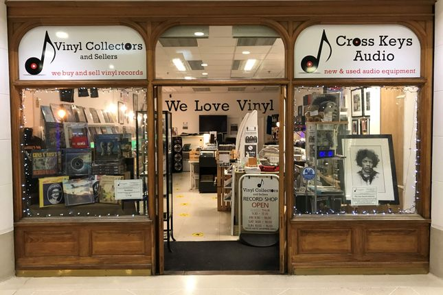 Thumbnail Commercial property for sale in Record Shop, Salisbury