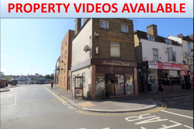 Thumbnail Restaurant/cafe to let in New Road, Gravesend, Kent