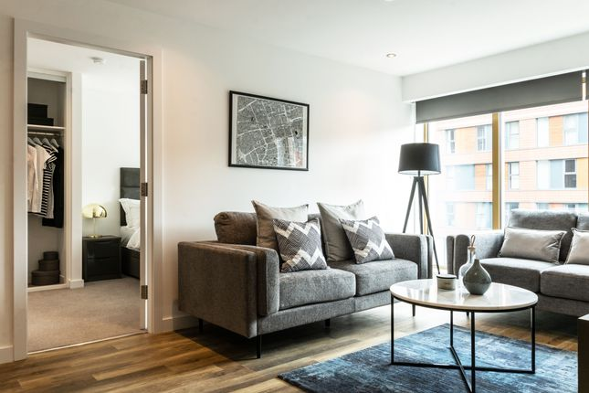 Thumbnail Flat to rent in Port Street, Manchester