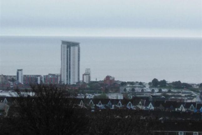 Balcony of Nicander Place, Mayhill, Swansea SA1